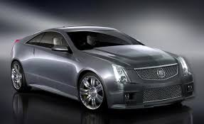 CADILLAC CTS V COUPE 2016