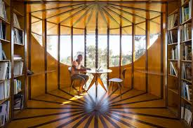 100 Max Pritchard Architect Builds Passivelycooled Tree Top Studio