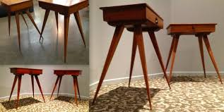 mid century modern furniture table modern house