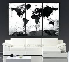 Full Size Of Black And White Canvas Art Pinterest Wall Set