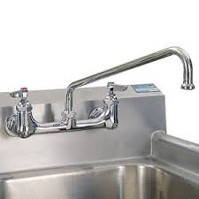 advance tabco fc 4 2424 24rl four compartment kitchen sink