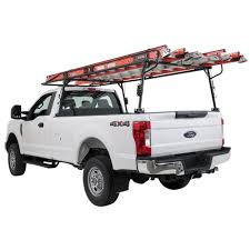 WeatherGuard Model 1275-52-02 Full Size Steel Truck Rack - 1,000 Lb ...