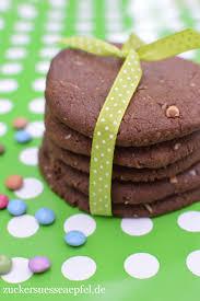smarties cookies im glas ein tolles geschenk aus der küche