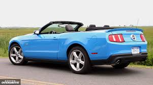 2011 Ford Mustang GT Now with real V 8 power Boston Overdrive