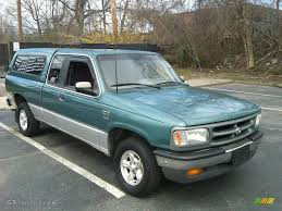 100 1994 Mazda Truck Seafoam Green Metallic BSeries B4000 LE Extended