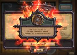 Basic Deck Hearthstone Priest by Hearthstone Heroic Tavern Brawl Deck Lists And Information