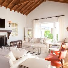 33 Try To Decorating With Luxury White Living Room Design