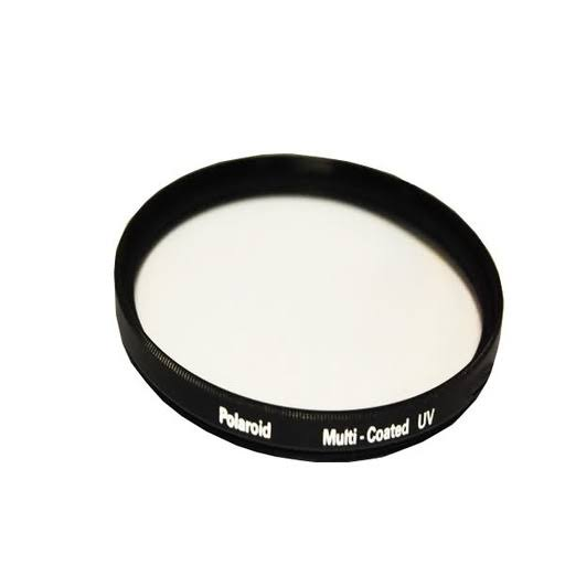 Polaroid Optics 55mm Multi-Coated UV Protective Camera Lens Filter