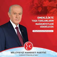 Devlet Bahçelis Tweet