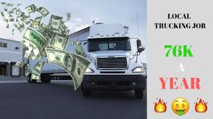 100 Home Daily Truck Driving Jobs LOCAL TRUCKING COMPANIES HOME DAILY GREAT PAY YouTube