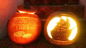 How To Carve An Amazing Pumpkin by How To Carve A Pumpkin Cool Carving Techniques Stranger Things