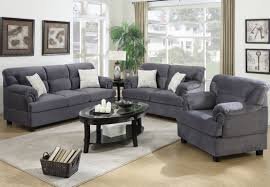 sofa amiable dark grey microfiber sofa superb buchannan