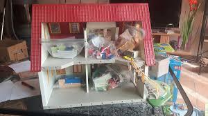wohnhaus mit einrichtung playmobil