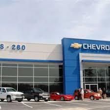 Edwards Chevrolet 280 Car Dealers 5499 Hwy 280 Birmingham AL