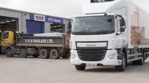 100 Daf Truck DAF S UK DAFcheck Complete Service Inspection History
