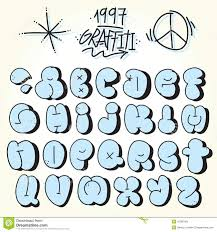 Bubble Letter Graffiti Font Graffiti Fonts Bubble Letters Graffiti