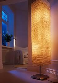 Floor Lamps Ikea Egypt by New Ikea Floor Lamp Rice Paper Shade Soft Art Mood Light 61