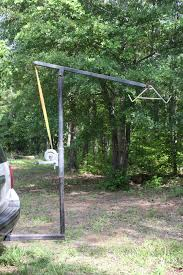 Lazy J Game Hoist Deer Hoist For Pickup Trucks Wwwtopsimagescom Best Big Game Hanger For Skning 701 Outdoors Youtube Extendatruck 2in1 Load Support Mikestexauntfishcom 2 In 1 Skinner Redneck Blinds Rage Powersports Portable Tripod With Gambrel Direct Outdoor Receiver Hitch Swivel 635693 Carriers Kill Shot 500 Lb Capacity Deluxe Hitchmounted Home Made Receiver Hitch Game Hoist Texasbowhuntercom Community Hunting Tips How To A Into Your Truck By Yourself Biter 94895 Bags Hoists At Something Practical Loading Deer New York