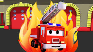 Frank The Fire Truck 🚒 And All His Friends In Car City: Super Truck ... Hurry Drive The Fire Truck Car Songs Pinkfong For Song Children Nursery Rhymes With Blippi Youtube Jamaroo Kids Childrens Storytime Learn Vehicles School Bus Police Train Toys Trucks Fire Truck Song Monster Truck For Compilation The Garbage By Explores Video Engine Educational Videos