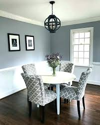Beautiful Dining Room Paint Ideas For With Chair Rail Decorating Traditional 61 Amazing