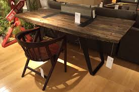 vintage crate and barrel farmhouse table farmhouse design and