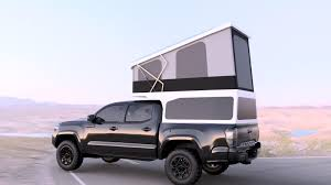 100 Alaskan Truck Camper For Sale Leentus 300Pound Customizable PopUp Fits S