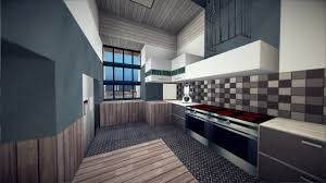 Apartment Kitchen Minecraft staradeal