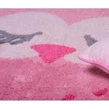 tapis de chambre fille tapis hibou pepa pour chambre d enfant