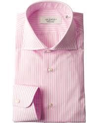 napoli dress shirt 37 pink men u0027s kamakura shirts