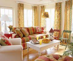 Red Country French Living Rooms cottage country farmhouse design country cottage living room