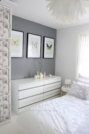 chambre blanche ikea 37 ways to incorporate ikea malm dresser into your dã cor digsdigs