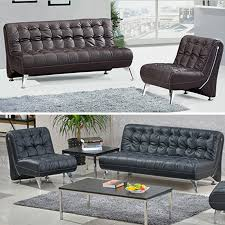 couleur canapé ensemble fauteuil canapé de bureau en cuir couleur noir et