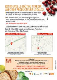 chambre d agriculture de vaucluse les marchés provençaux à pertuis