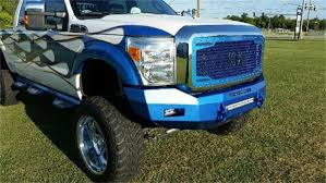 Iron Cross Automotive 40-425-17 HD Low Profile Bumper – Demotoring.com
