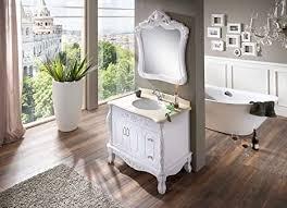 sam design badmöbel set romantica im retro look mit echtem