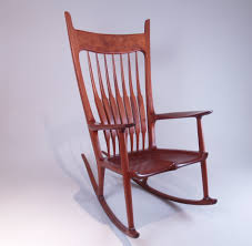 Sculpted Rocking Chair With William Ng – SCHOOL OF FINE ...