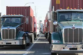 100 Truck Strike Port Ers Again Random Lengths News