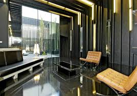 Best Interior Wall Also Ceiling Plus Floor Design As Black And