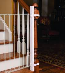 Amazon.com : Munchkin Loft Aluminum Baby Gate, Silver : Indoor ... Baby Proofing Banisters Carkajanscom Banister Baby Proof Guard Proofing Stairs House Of How To Install A Stair Safety Gate Without Ruing Your Banister Kidproofing The From Incomplete Guide Living Toolkit Mind Gaps Babyproofing Railing Make Own Diy Fabric Gate For Home Stair Safety Products Child Senior Custom Large And Wide Child Gates Safe Homes Amazoncom Kidkusion Kid Childrens Banisters Unique Railing Carpentry And Brilliant Ideas 42 Best Gates New Jersey 8 Amazing