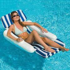 Replacement Patio Chair Slings Uk by Swimline Replacement Padded Lounge Chair Sling Ebay