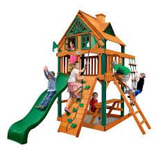 Swing Sets For Small Yards - The Backyard Site Swing Sets Give The Kids A Playset This Holiday Sears My Tips For Buying And Installing A Set Or Outdoor Skyfort Ii Wooden Playsets Backyard Discovery Amazoncom Prestige All Cedar Wood Costco Gorilla Swings Frontier Walmartcom Creations Adventure Mountain Redwood Installation Interesting Playground Design With And Home Paradise Home Decor Amazing For Billys Ma Ct Ri Nh Me