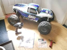 Losi MTXL 29cc. AVC Ready. Massive Beast. 1-5 Scale Petrol RC Car ...