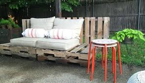 Patio Furniture Made Out Of Pallets Pallet Fence Wood Outdoor