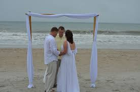 Myrtle Beach Wedding Decorations Simple Day