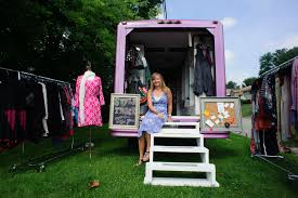 Style Truck | Gwen Titley Made Local Market Wander Whine American Mobile Retail Association Midwest Fashion Truck Rolls Into Tallahassee Thefamuanonline La Boutique Fashion Truck In Tampa Fl Youtube Calgarys Own Hits The Streets Patterns Pops Find A Bedazzle Me Pretty Ldoun County Trucks Gracie James Clothing And Nollypop Inspiration For Your Businesss Enclosed Trailer Remodel