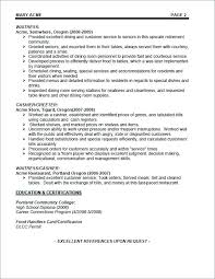 Resume Objective Examples For Marketing Position Plus Nurse Manager
