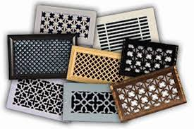 Decorative Air Conditioning Return Grille by Decorative Wall Air Return Vent Covers Decorative Wall Vent