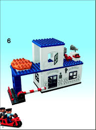 Instructions For 4965-1 - Police Action | Bricks.argz.com Lego City Mobile Command Center 60139 Police Boat Itructions 4012 2017 Lego Police Itructions Unit 7288 Brickset Set Guide And Database Red White Hospital Building Lions Gate Models Review 60132 Service Station Set Of Custom Stickers To Build A Bomb Squad Truck And Helicopter Pictures Missing Figures Qualitypunk Blog Alrnate Challenge 60044 Town