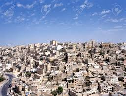100 Birdview Of Amman The Capital Of Jordan In The Middle East