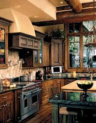 Rustic Kitchen Design 3